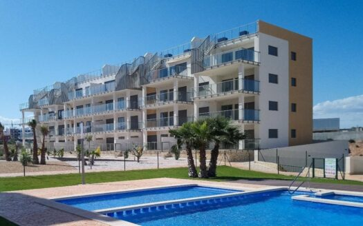 3 bedroom penthouse in residential area in Villamartin
