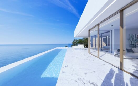 Luxury Penthouse With Own Pool in Altea