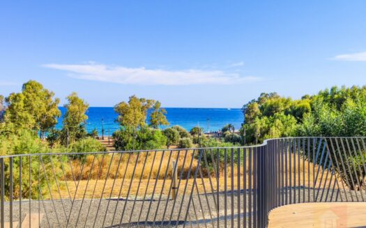 New bungalow with incredible sea views in Villajoyosa