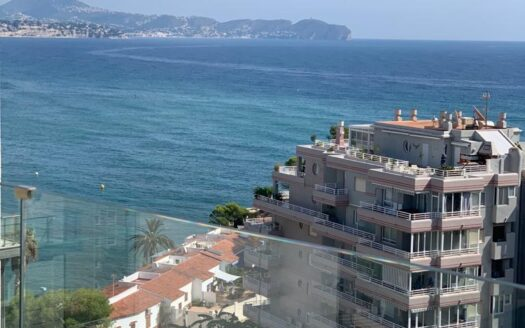 Luxury Penthouse in a residential complex in Calpe