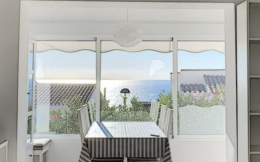 Townhouse With Sea Views in Benitachell