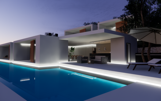 New luxury villa in Altea
