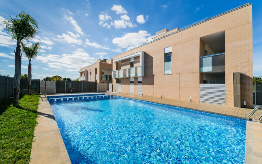 New 2 and 3 bedroom apartments in Javea walking distance to amenities. Top quality