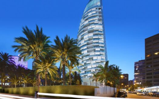 Luxury apartments in Benidorm