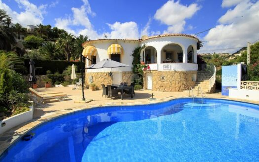 Villa for sale in Benissa, Costa Blanca