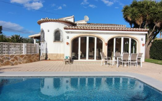 Completely Renovated Villa for Sale in Javea