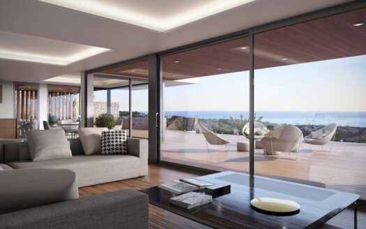 Luxury Off Plan Villa – Fantastic sea views in Moraira