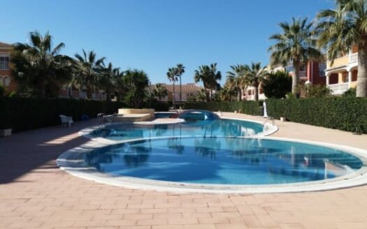 Apartment in Las Marinas of Denia