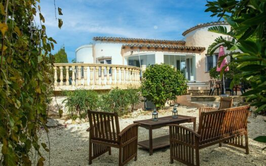 Fully Reformed Villa in Moraira