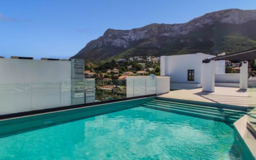 New Build Modern Apartment in Denia
