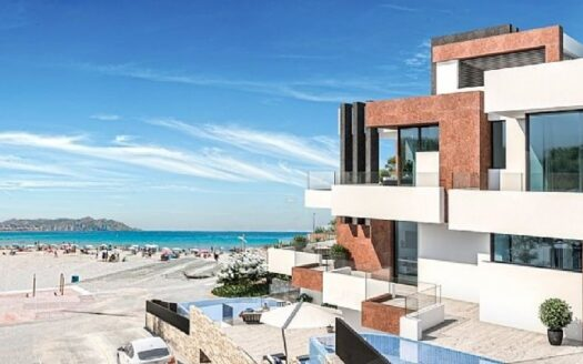 Luxury Duplex Penthouse in Benidorm