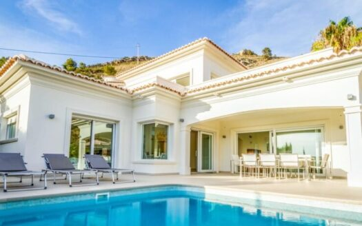 Luxury Villa in El Portet Area, Moraira