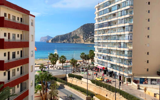 New Apartment With Sea Views in Calpe