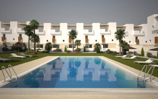 3 Bedroom Luxury Townhouse walking distance to the sea in Torrevieja