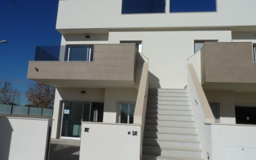 A newly released project of apartments in Pilar de la Horadada