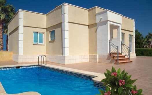 New build bungalows for sale in Murcia