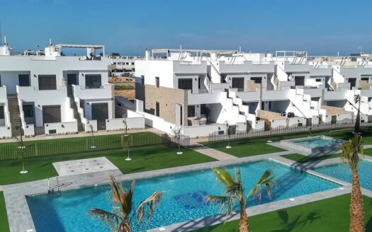 New build 3 Bedroom Townhouses for sale in Torre de la Horadada