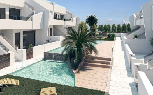 New build luxury villas for sale in Pilar de la Horadada
