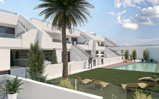 New build luxury apartments for sale in Pilar de la Horadada