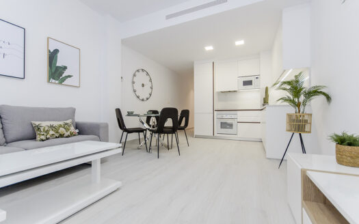 Newbuild apartments for sale in Torrevieja, Costa Blanca - city centre