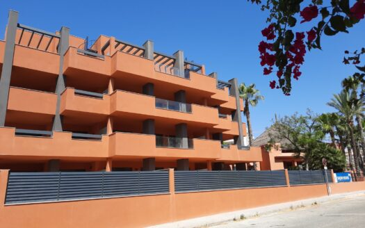 2 bedroom penthouse apartment with terrace for sale in Villamartin