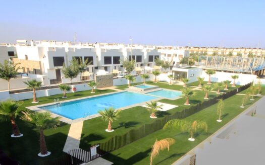 Duplex properties located in Torre de la Horadada