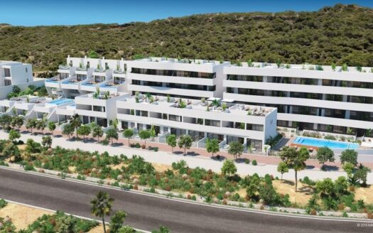 Luxury apartments with two bedrooms only 500 meters from the beach-Guardamar