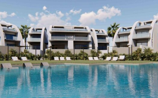 Luxury three bedrooms apartments in Quesada
