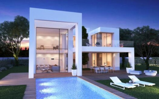 Plot with building permission for sale in Javea