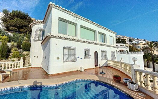 Villa in Residencial Dalias with spectacular views